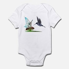 Hummingbird and Fairy Infant Creeper