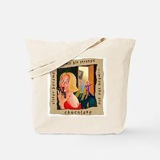 Sister Loves Chocolate Tote Bag