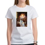Queen / English Setter Women's T-Shirt
