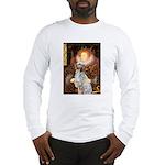 Queen / English Setter Long Sleeve T-Shirt