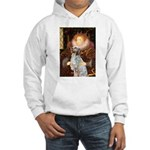 Queen / English Setter Hooded Sweatshirt