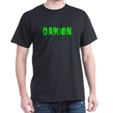 Damion Faded (Green) T-Shirt