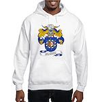 Vilchez Family Crest Hooded Sweatshirt
