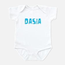 Dasia Faded (Blue) Infant Bodysuit