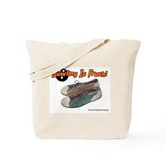 Bowling Is Fresh Tote Bag
