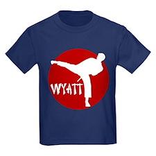 Wyatt Karate T