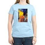 Cafe / Catahoula Leopard Dog Women's Light T-Shirt