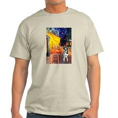 Cafe / Catahoula Leopard Dog T-Shirt