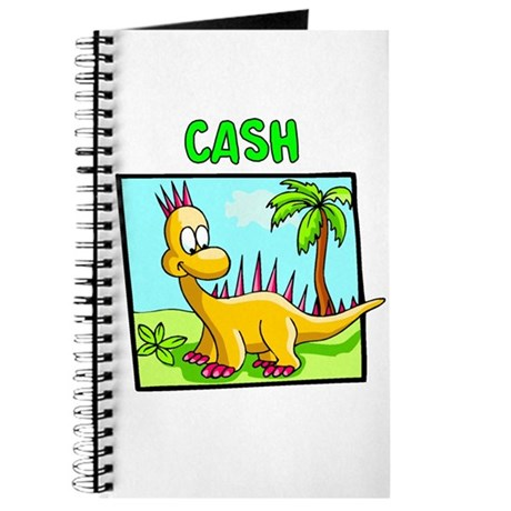 Cash Dinosaur Journal