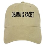 Obama is Racist Cap