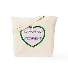 Transplant Recipient Tote Bag