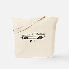 Mustang Mach1 Tote Bag