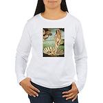 Venus / Cairn Terrier Women's Long Sleeve T-Shirt