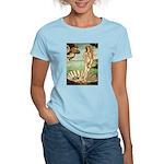 Venus / Cairn Terrier Women's Light T-Shirt