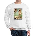 Venus / Cairn Terrier Sweatshirt
