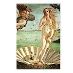 Venus / Cairn Terrier Postcards (Package of 8)