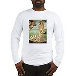 Venus / Cairn Terrier Long Sleeve T-Shirt