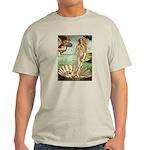 Venus / Cairn Terrier Light T-Shirt