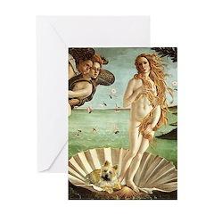 Venus / Cairn Terrier Greeting Card