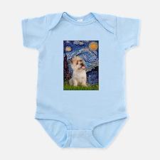 Starry Night / Cairn Terrier Infant Bodysuit