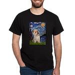 Starry Night / Cairn Terrier Dark T-Shirt
