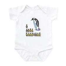 PENQUINS Infant Bodysuit