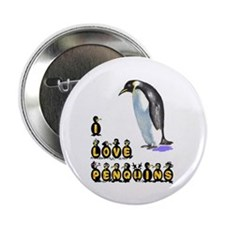 "PENQUINS 2.25"" Button"