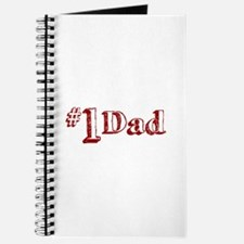 #1 Dad (Father's Day) Journal