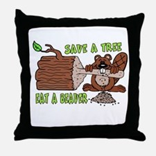 Unique Sex humor Throw Pillow