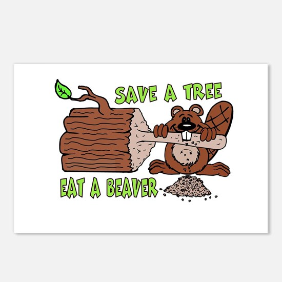 Funny Funny offensive Postcards (Package of 8)