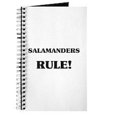 Salamanders Rule Journal