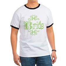 Green Fancy Bride T