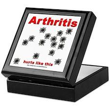 Arthritis Pain Keepsake Box