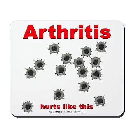 Arthritis Pain Mousepad