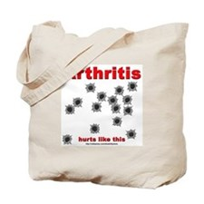 Arthritis Pain Tote Bag