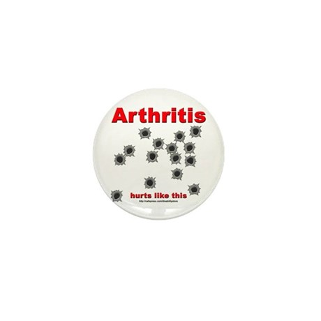 Arthritis Pain Mini Button