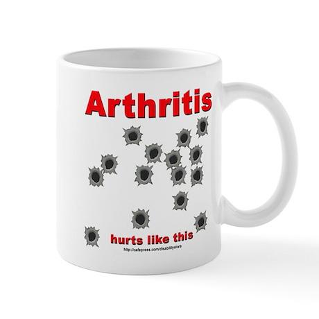 Arthritis Coffee Mug