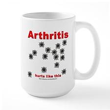 Arthritis Pain Mug