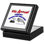 Annual Panda Manatee Roast Keepsake Box