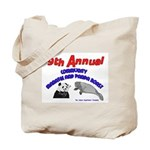 Annual Panda Manatee Roast Tote Bag
