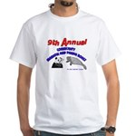 Annual Panda Manatee Roast White T-Shirt