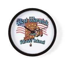West Warwick Wall Clock
