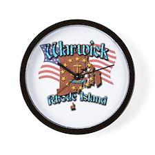 Warwick Wall Clock