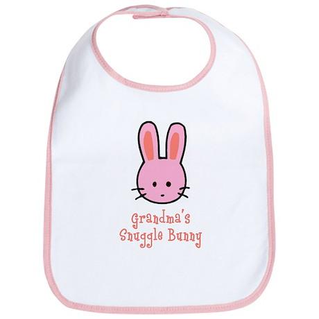 Grandma's Snuggle Bunny (Pink Bib
