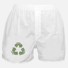 reduce, reuse, recycle Boxer Shorts