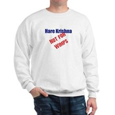 Unique Hare krishna Sweatshirt