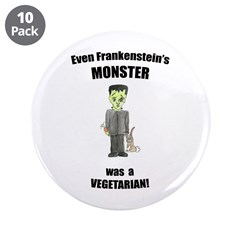 even monsters are vegetarian! (PETA) 3.5