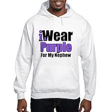 IWear Purple Nephew Hoodie