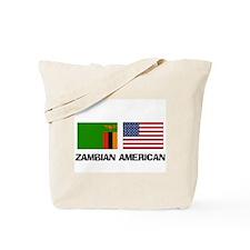 Zambian American Tote Bag