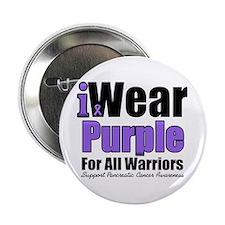 "IWearPurple For All Warriors 2.25"" Button"